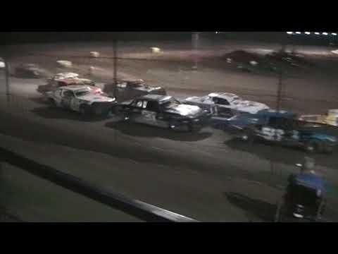 Salina Speedway 7-6-18 Stock Cars
