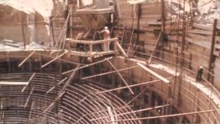 Geehi Dam Construction