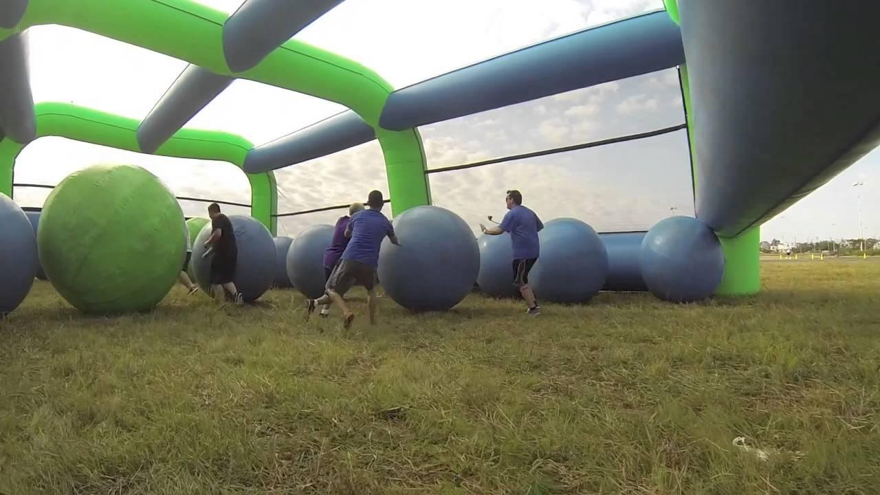 5k Inflatable Run Trenton Nj