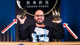 Bryn Kenney Wins TWO Triton Montenegro Poker Tournaments!