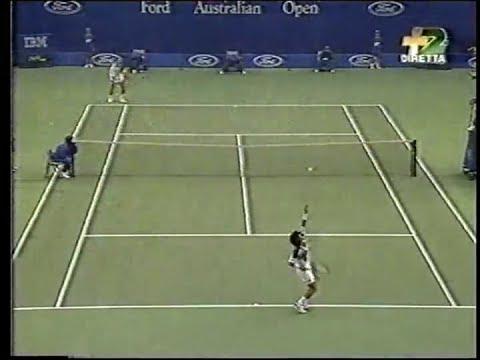 ATP Australian Open 95 Krickstein vs Eltingh QF