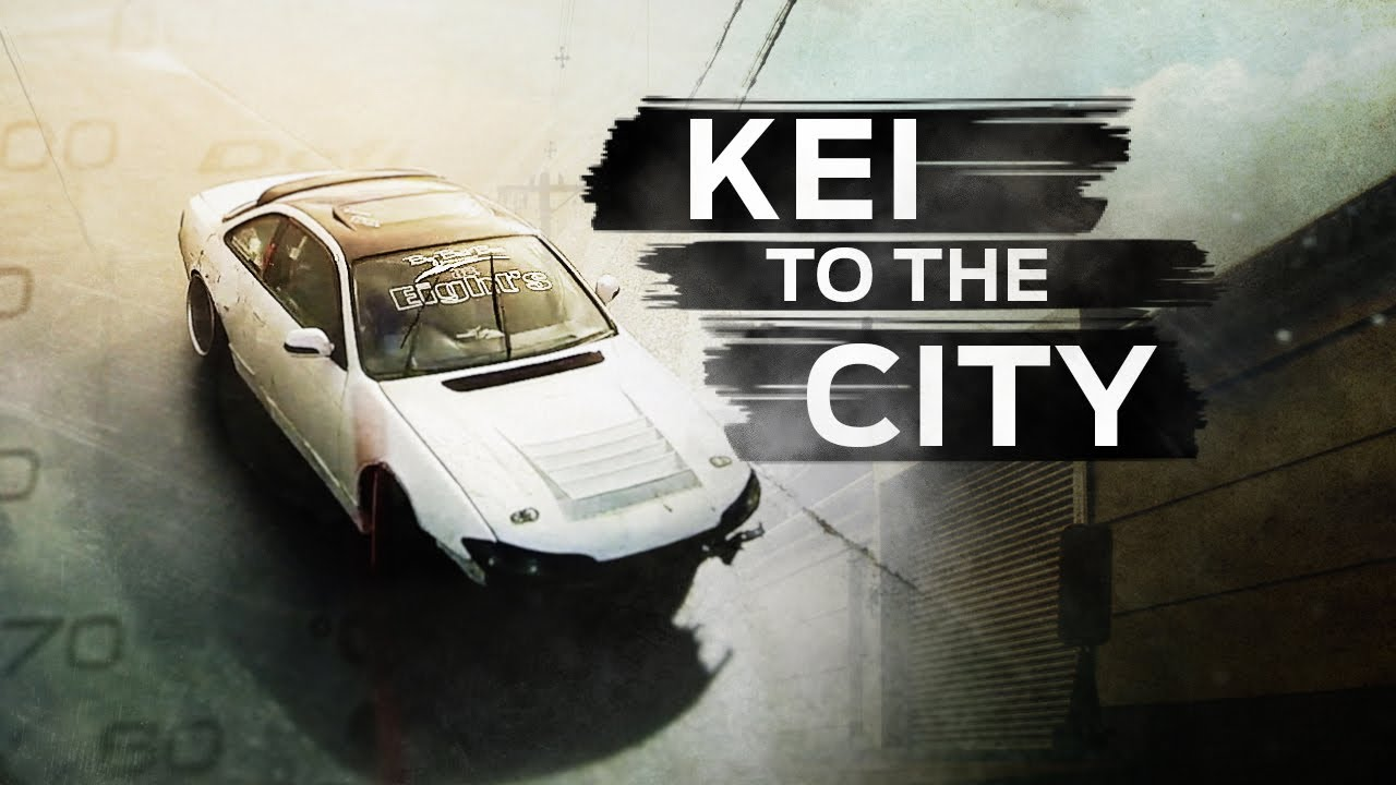 Max Power Cars Wallpaper Kei To The City Drift Feature Film Japan Youtube