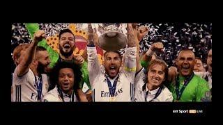 2016 17 Champions League Music Video Summary   Bt Sports