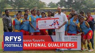 Highlights | South Zone 1 | Telangana Sports School VS Kendriya Vidyalaya