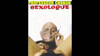 Professeur Choron - La doctoresse