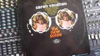 Watch Sarah Vaughan Michelle video