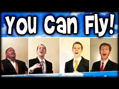You Can Fly (A Cappella) - Barbershop quartet (Disney Peter Pan)