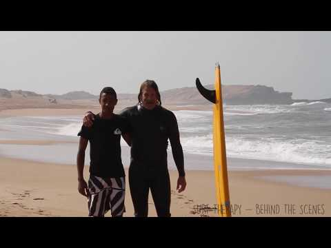 Surf therapy - OUALIDIA - Behind the scenes - Part 4