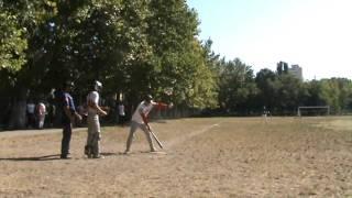 Бейсбол. Ильичевск 2011.6