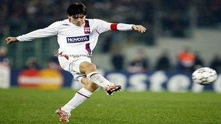 Juninho ● Best Free Kicks Ever   HD