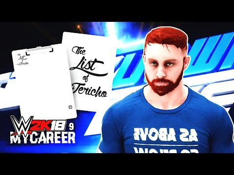 WWE 2K18 My Career Mode Ep 9 - I Made The LIST! Side Quest Glitches! Bray Wyatt?!