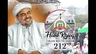 Video REUNI AKBAR 212: ORASI FULL HABIB RIZIEQ SHIHAB pada REUNI 212 download MP3, 3GP, MP4, WEBM, AVI, FLV Desember 2017