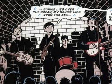 My Bonnie The Beatles with Tony Sheridan