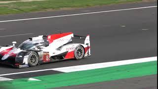 Toyota Gazoo racing TS050 no8 Alonso etc WEC Silverstone 6hr race 19 August 2018 545p