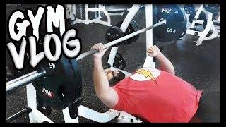 Moe Gym Vlog w/ Wife #1