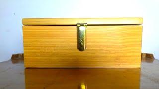 Hộp đựng dụng cụ cá nhân đa năng ( sản phẩm bằng gỗ)