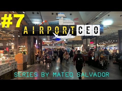 Airport CEO (St. Thomas Connect) #7 Over The Top Expensive Airport Markets!