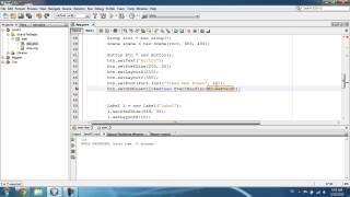 JavaFX Урок 5 - Events