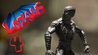 Video SPIDERMAN Stop Motion Action Video Part 4 download MP3, 3GP, MP4, WEBM, AVI, FLV April 2018