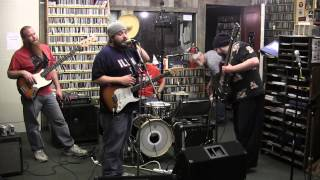 WEFT Sessions - Kilborn Alley Blues Band
