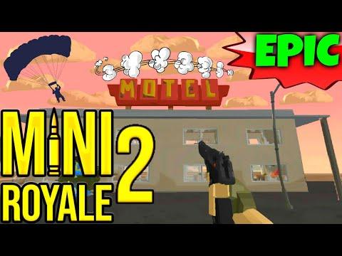 MINIROYALE2.IO - THE MOST EPIC BATTLE (9 KILLS) - WORLD RECORD - FREE BATTLE ROYALE 2020 (HD)
