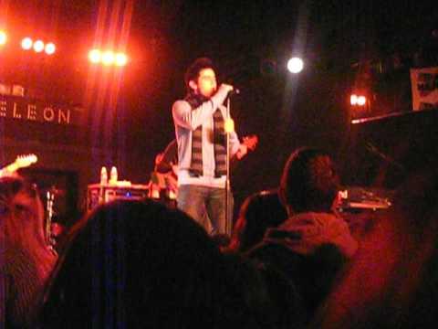 "Download David Archuleta singing ""Waiting For Yesterday"" in Lancaster PA"
