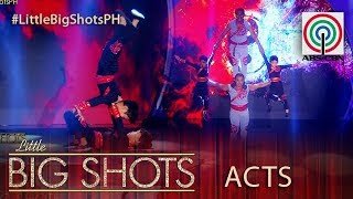 Little Big Shots Philippines: Andrei and Alfonso | Circus Brothers