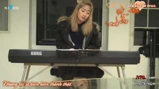 [Vietsub + Kara] The Promise - Wonder Girls Yeeun