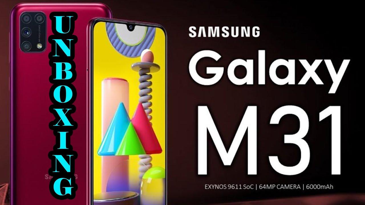 Samsung Galaxy M31 | Unboxing & Camera Comparison | Malayalam