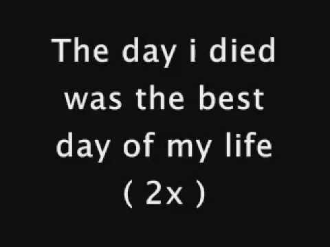 Just Jack - The Day I Died Lyrics