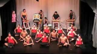 Tokoroa Intermediate School Polynesian Group
