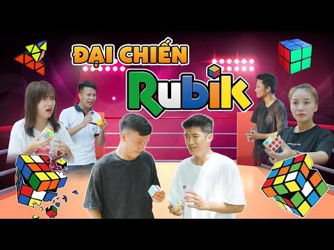 ĐẠI CHIẾN RUBIK | Hai Anh Em Phần 261 | Phim Ngắn Học Đường Hài Hước Hay Nhất Gãy TV | Thông tin phim Cổ Trang 1