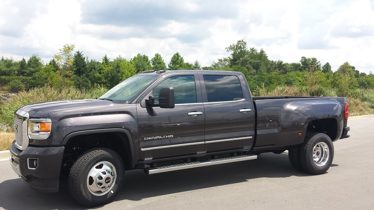 2018 Gmc Sierra 3500hd New Car Release Date And Review