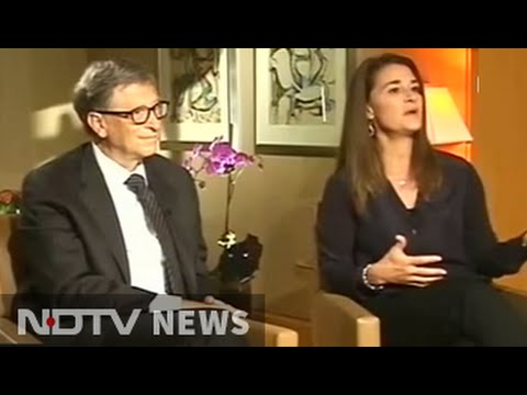 Our conversation with daughters same as son: Bill and Melinda Gates