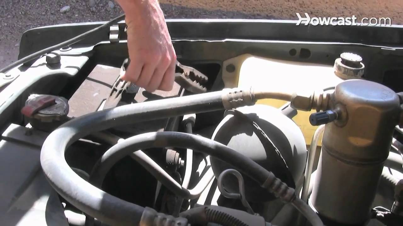 How To Fix A Car Horn Youtube 7 3 Sel Engine Wiring Harness