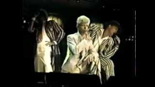 David Bowie - Look Back In Anger - live Winnipeg MB Canada 14 Sept 1983