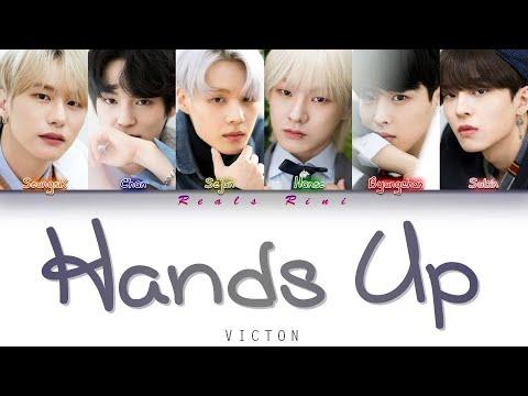 HANDS UP - VICTON (빅톤) [Color Coded Lyrics/가사 HAN ROM INDO]