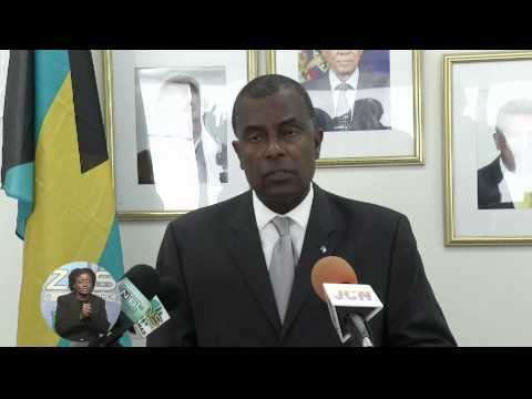 BAHAMAS GOVERNMENT RESPONDS TO SPYING REPORTS