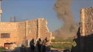 كيف حوصرت أحياء المعارضة في حلب؟