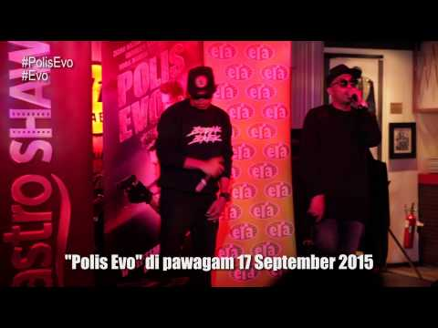 Evo (OST Polis Evo) - Joe Flizzow feat Sona One