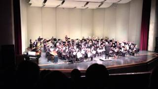 Beacon of Polaris - Gary P. Gilroy - 2012 San Joaquin County Honor Band