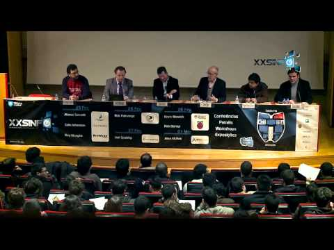 XX SINFO - Discussion Panel - File Sharing and Piracy