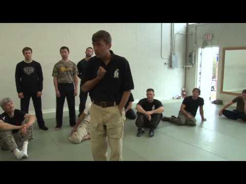 Systema Russian Martial Art lesson 8 Fear Konstantin Komarov самооборона