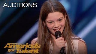 Courtney Hadwin America's Got Talent 2018 sing Hard to Handle