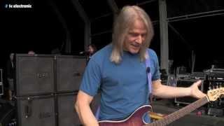 Steve Morse (Deep Purple) demoing Spark Mini Booster