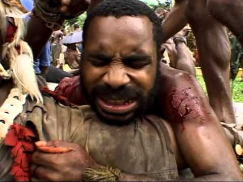 SEPIK INITIATION IN PNG