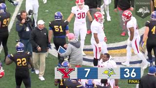 Football vs Youngstown State Highlights (10.13.2018)