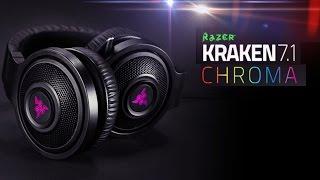 Razer Kraken 7.1 Игровая USB гарнитура - Обзор