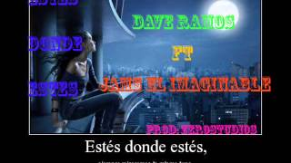 Estes donde Estes - Dave Ramos Ft Jams el Imaginable (Prod. ZeroStudios & Gianbeats) 2014