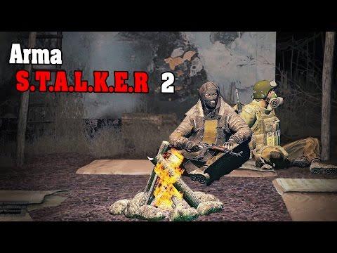 Arma  S.T.A.L.K.E.R   2    Сталкер Сервер Role-Play